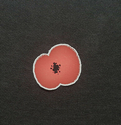 Premier League Poppy Day Badge 2017/2018 Patch Logo Toppa Remembrance Day