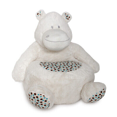 Poltroncina sofà baby Hyppo in Peluche T674