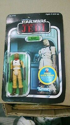 Star Wars Empire Strikes Back Return Of The Jedi Bossk