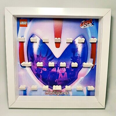 Cornice Vetrina Display Case Lego Minifigures 71023 Serie The Lego Movie 2 2019