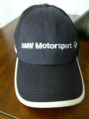 BMW PUMA BASEBALL Cap Hat Official Licenced Product 021233012 White ... a36933141b0f