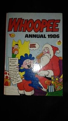 Whoopee Vintage Comic Book Annual 1986