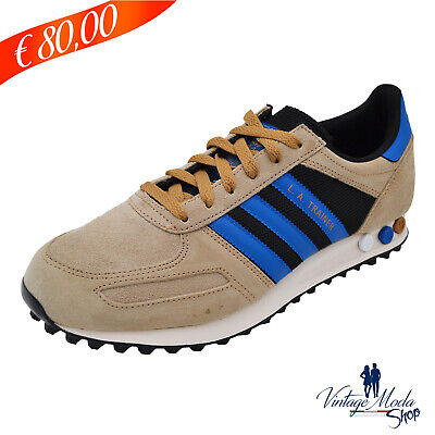 best loved 9cc55 6ef43 Adidas Calzature LA Trainer Man Shoes G63424 Scarpa Casual Sneakers Uomo
