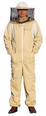 Beekeeping Suit Ventilated Protective Suit Premium Quality ALL SIZES Made in EU