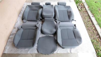 2012 - 2014 Ford  Factory  OEM F150  XLT Super Crew Seat covers NEW -