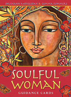 Soulful Woman Guidance Cards by Shushann Movessian and Gemma Summers