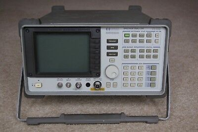 HP 8562B 1kHz to 22GHz Spectrum Analyzer
