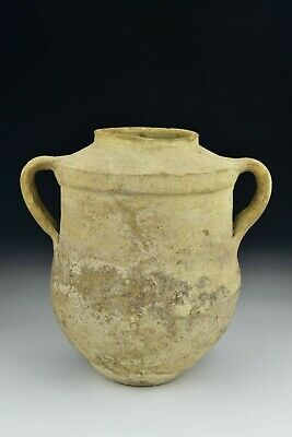 3rd / 4th Century AD Roman Handled Pot Possibly North African Culture