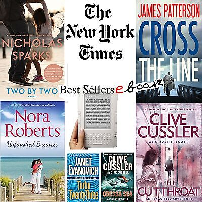 Best Sellers 470+ Kindle e Books top novels mobi epub eBooks for all devices