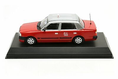 5-seat 1//43 TINY Toyota Crown Comfort Town Taxi Red ATC43051