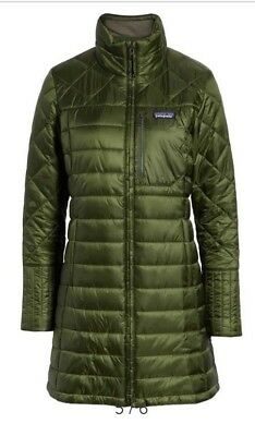 17927fd5597 PATAGONIA WOMEN'S Radalie Parka Jacket Nomad Green Nwt Slim Fit $199 - 27695