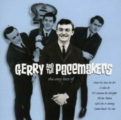 Gerry and the Pacemakers The Very Best of CD NEW