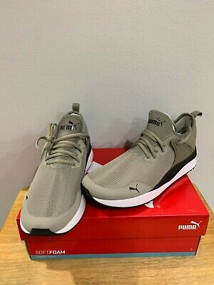 ... Gray Mesh Athletic Lace Up Training Shoes.  59.00 Buy It Now 9d 11h.  See Details. PUMA Pacer Next Cage Sneakers Men Shoes Basics New Size 9  Color ... c792627ee