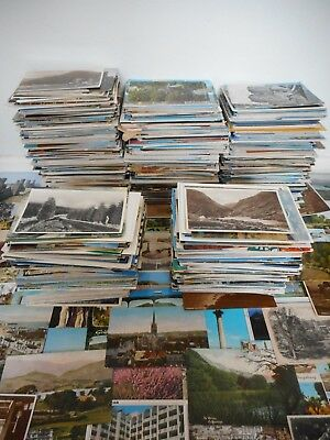 Postcards Job Lot Vintage UK/Foreign Topographical & Subject 1900's-2000's
