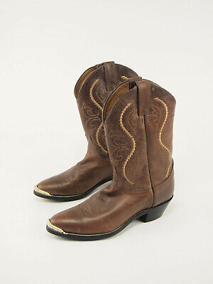 7bc465035c1352 JUSTIN COFFEE BROWN Saltillo Leather Western Stitched Cowboy Boots ...