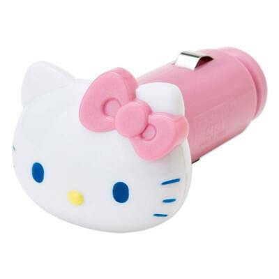 Sanrio Hello Kitty car USB Charger for iPhone iPad Android Phone