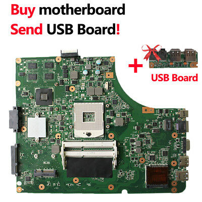 For Asus K53SD Mainboard K53SV K53SM X53S K53S A53S PRO5NS GT610M 2G Motherboard