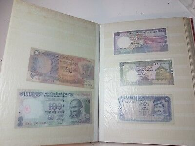 Bank Note Collection, Various Countries And Ages, Banknote Collection, 13 Notes