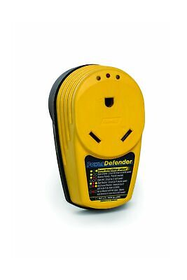 Camco PowerDefender Circuit Analyzer With Integrated Surge Protection and Ind...