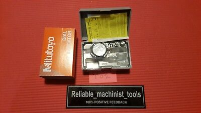 *NEW* MITUTOYO anti magnetic TEST INDICATOR .0005 Grad (machinist Tools) T02
