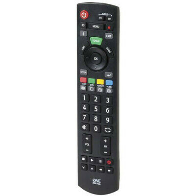PANASONIC TechBrands One-for-All Replacement TV Remote