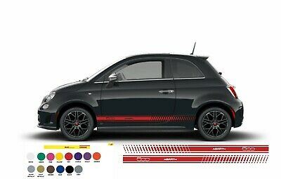 abarth 500 heckaufkeber abarth tuning aufkleber abarth. Black Bedroom Furniture Sets. Home Design Ideas