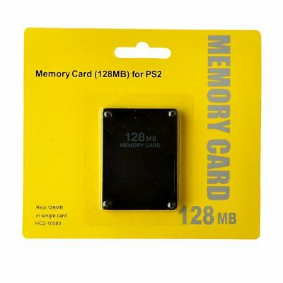 2 PACK 128M Sony PS2 Memory Card Stick Module For PlayStation 2(AU STOCK)