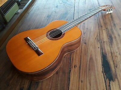 Vintage 1978 Di giorgio No 28 guitar made in Brazil classical acoustic guitar