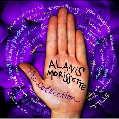 Alanis Morrisette (The Collection - Greatest Hits Cd Sealed + Free Post)