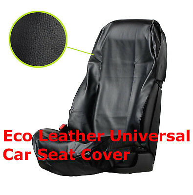 Universal Seat Cover Protector For Any Car Van Truck Lorry Heavy Leather