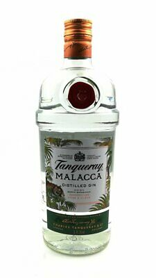 Tanqueray Malacca | London Dry Gin 41,3% 1,0L