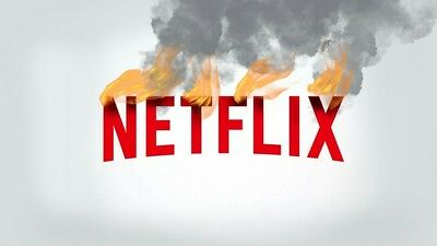 Netflix Ultra HD works WORLDWIDE USA/ISR/ESP/CA/- FAST DELIVERY 6 MESES