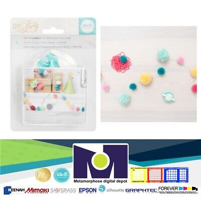 We R Memory Keepers Motion DIY Party Tag Punch