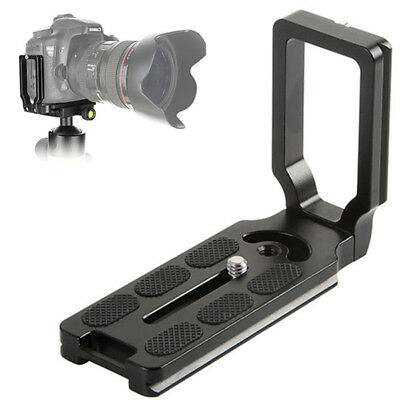 MPU105 Quick Release L Plate Bracket Right Angle For D7200 D5300 D810a D500 XM