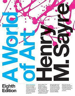 A World of Art (8th Edition) by Henry M. Sayre {Version E-B00k !!!}