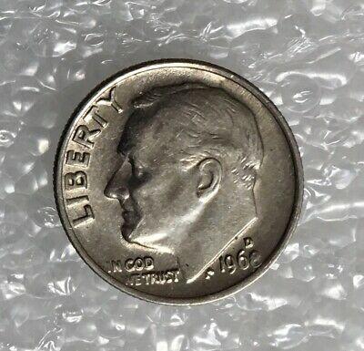 1968 - One Dime Coin - American / Usa - President Roosevelt