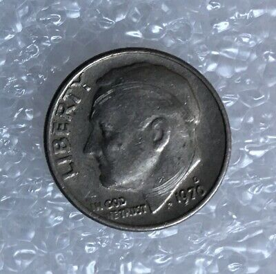 1970 - One Dime Coin - American / Usa - President Roosevelt