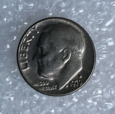 1979 - One Dime Coin - American / Usa - President Roosevelt