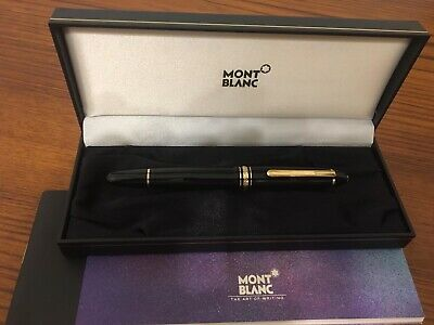 Montblanc Meisterstuck Legrand 161 Roller Con Scatola Nuovo