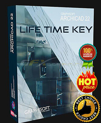 🔥ARCHICAD  22 🔥 Pro Licence Key🔐Fast Delivery🚚