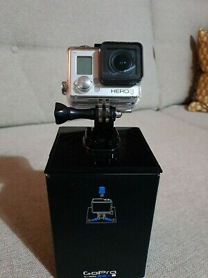 Go pro hero 3 white edition PLUS housing mounts and a huge bundle accessories