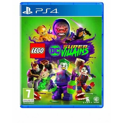 LEGO DC SUPER VILLAINS - Warner Bros - PS4 - Informatica Importazione #0007
