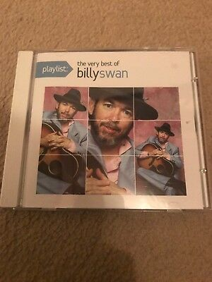 The Very Best Of Billy Swan. Playlist CD Album (2011) Sony / Columbia US Import?