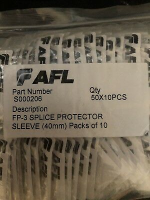 AFL FP-3 Splice Protector Sleeve 40mm