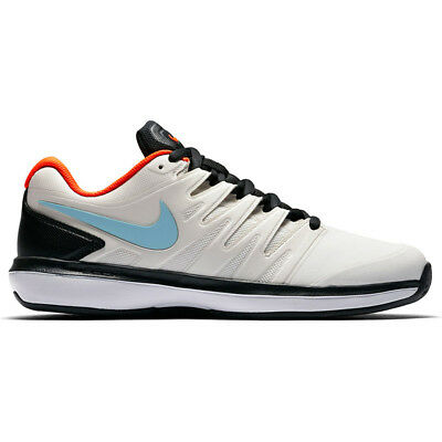 NIKE AIR ZOOM Prestige Clay Men's Tennis Shoes Size Uk 8 Eur 42.5