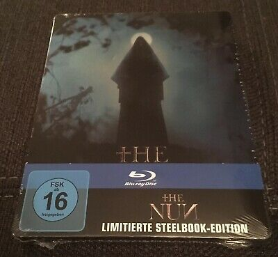 The Nun - Blu Ray Steelbook Neu/OVP