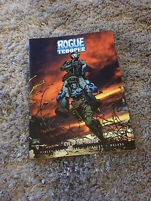 Rogue Trooper: Eye of the Traitor 2000AD - New
