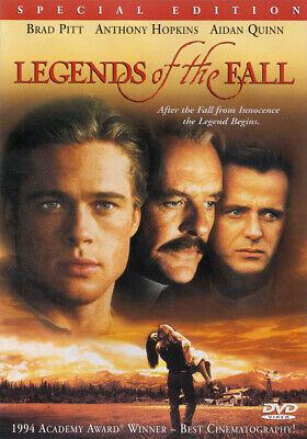 Legends Of The Fall (Special Edition) (Dvd)