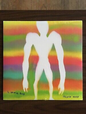 Lightning Bolt Oblivion Hunter SEALED Vinyl LP 2012 Load Records 142 RARE