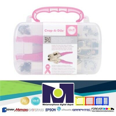 We R Memory Keepers CROP-A-DILE - WITH CASE 709084